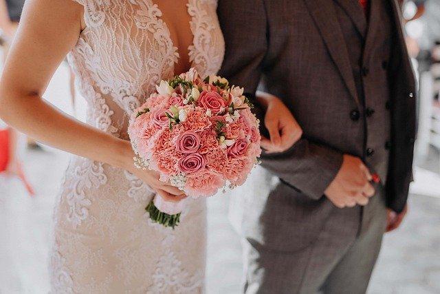 Les critères de choix d'une robe de marié